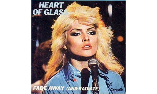 HEART OF GLASS  (BLONDIE)