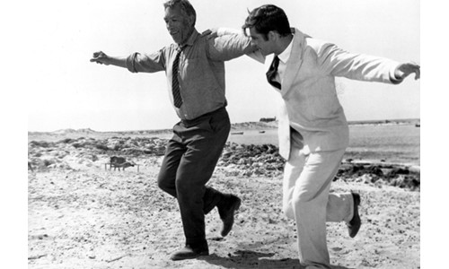 ZORBA THE GREEK  (ZORBA)