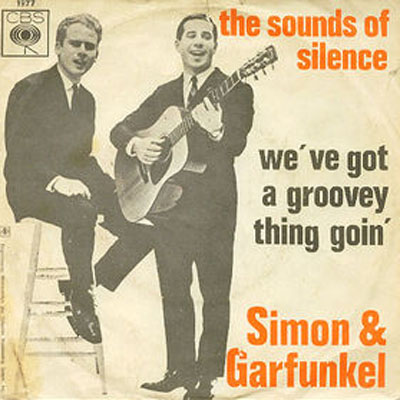 THE SOUNDS OF SILENCE  (SIMON & GARFUNKEL)